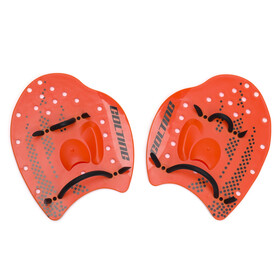Colting Wetsuits Plaquettes de natation, orange